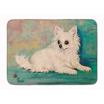 Chihuahua Queen Mother Machine Washable Memory Foam Mat