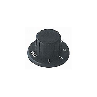 Control Knob Grill 1-6 Belling