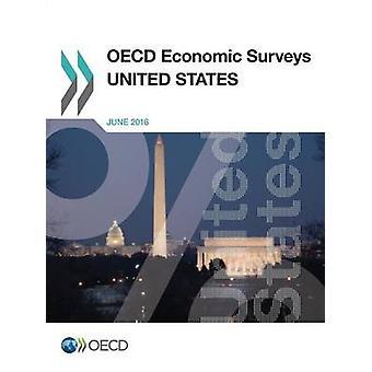 OECD:s ekonomiska undersökningar USA 2016 av OECD