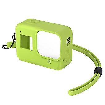 Coquille en silicone pour GoPro Hero 8 Black - vert
