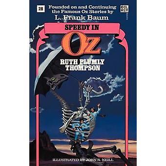 Speedy in Oz by Thompson & Ruth Plumly