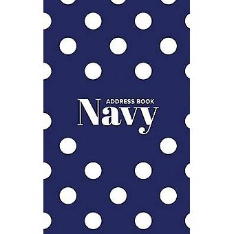 Address Book Navy by Us & Journals R