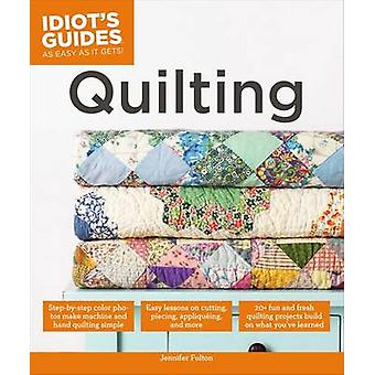 Quilting by Jennifer Fulton - 9781615646128 Book