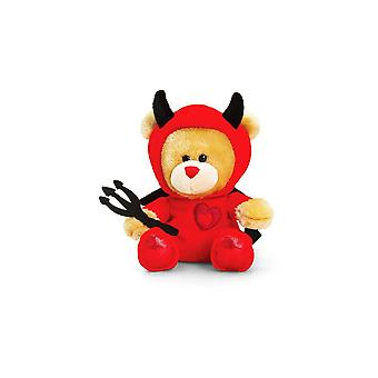 Keel Toys Pipp The Bear Devil 20cm