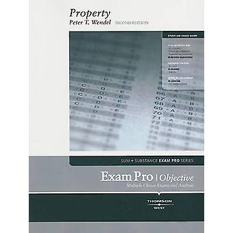Exam Pro Objective Questions on Property (2nd Revised edition) by Pet