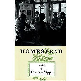 Homestead by Rosina Lippi-Green - 9780395977712 Book