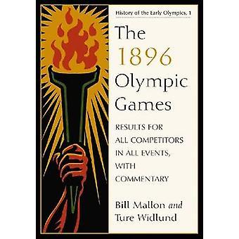 De olympiske leker 1896 - Resultater for alle konkurrenter i alle arrangementer - w