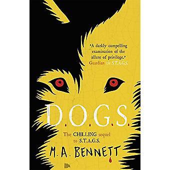 STAGS 2 - DOGS by M A Bennett - 9781471407994 Boek