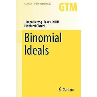 Binomial Ideals by Jurgen Herzog - 9783319953472 Book