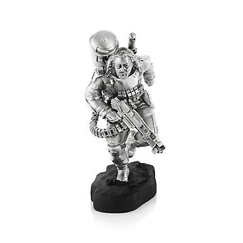Star Wars By Royal Selangor 017902 LIMITED EDITION Baze Malbus Pewter Figurine