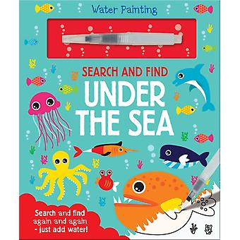 Search and Find Under the Sea by Georgie Taylor