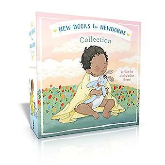 Nya böcker för nyfödda samling: god natt, min älskling Baby; Mamma älskar dig så; Täcke av kärlek; Välkommen hem, Baby!