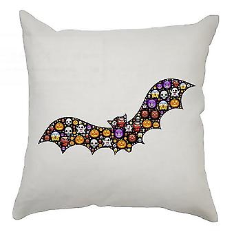 Emoji Cushion Cover 40cm x 40cm Bat