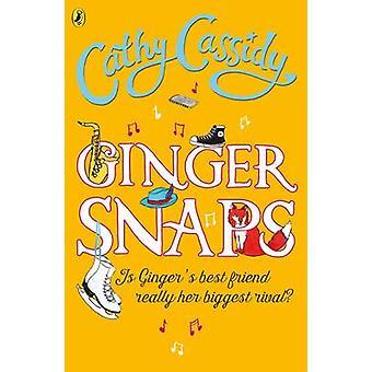 GingerSnaps von Cathy Cassidy - 9780141338927 Buch