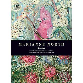 Marianne North Gift Wrap by RBG Kew - 9781842466810 Book