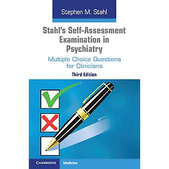 Stahls SelfAssessment-examen in de psychiatrie door Stephen Stahl
