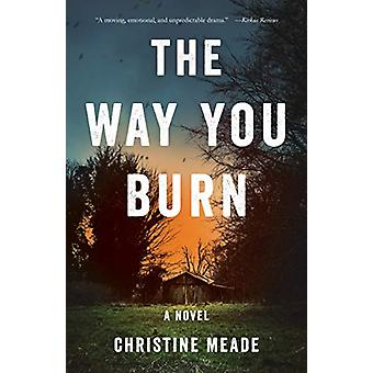The Way You Burn by Christine Meade - 9781631526916 Book