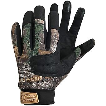Glacier Glove Pro Field Full Finger Gloves - Realtree Edge