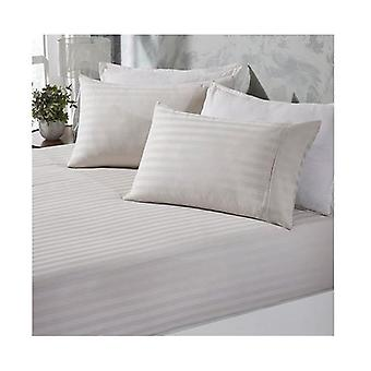 Royal Comfort Damask Cotton Blend 3 Peça Combo Sheet Set