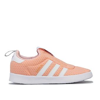 Girl's adidas Originals Infant Gazelle 360 Trainers in Pink
