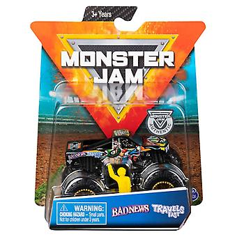 Monster Jam 1:64 Scale - BadNews Travels Fast