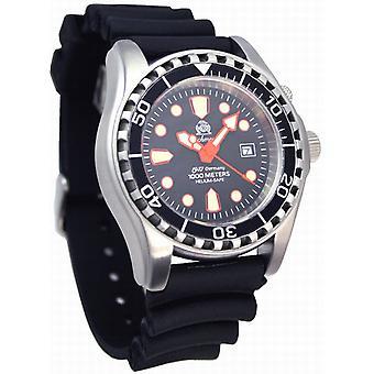 Tauchmeister T0259 Diver Craft 1000 m horloge