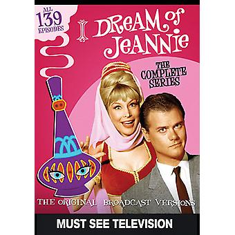 I Dream of Jeannie: Complete Series [DVD] USA import