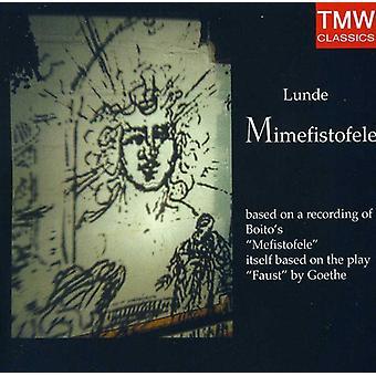 Eric Lunde - Mimefistofele [CD] USA import