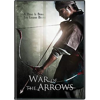 War of the Arrows [DVD] USA import