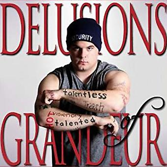Sax 4th Avenue - Delusions De Grandeur [CD] USA import