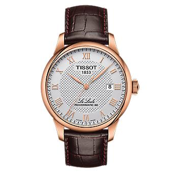 Tissot T006.407.36.033.00 Le Locle Automatic Silver Dial Men's Watch