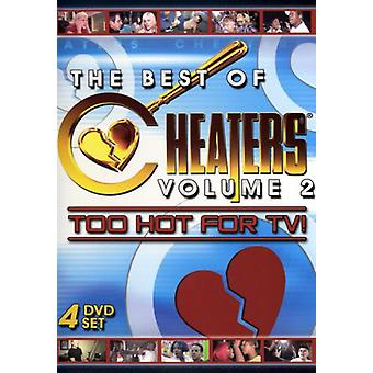 Cheaters: The Best of 2 Too Hot for TV [DVD] USA import