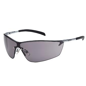 Bolle Safety SILIUM Safety Glasses - Smoke BOLSILPSF