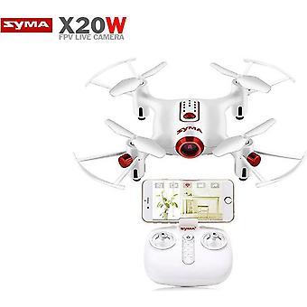Syma X20W Mini Quadcopter cu HD Live Camera fpv Drone