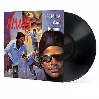 N.W.a. - 100 Miles and Runnin [Vinyl] USA import