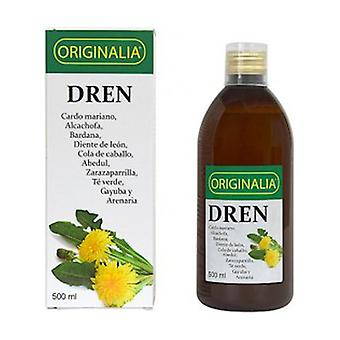 Drain Originalia Syrup 500 ml