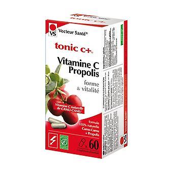 Tonic C + vitamin C and propolis 60 capsules