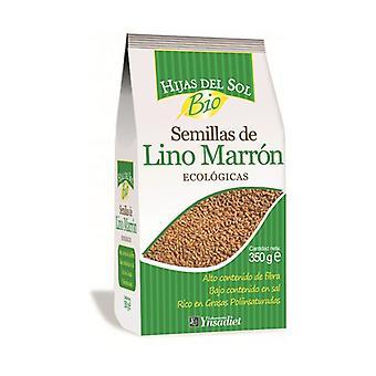 Flax Seeds Brown 350 g