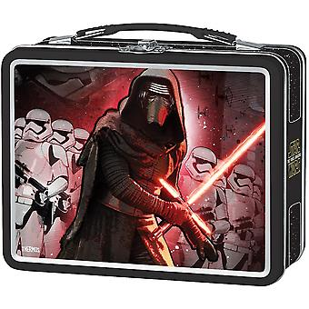 Thermos Kid's Novelty Metal Lunch Box - Star Wars Episode 7