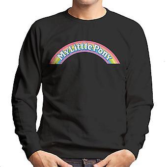 My Little Pony Rainbow Logo Hombres's Sudadera