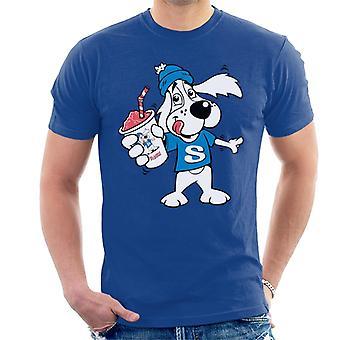 Slush Puppie Pooch & Cup Men's T-Shirt