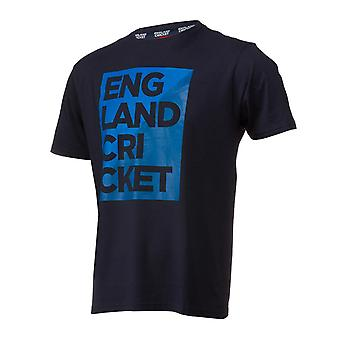 England Cricket T Shirt Mens