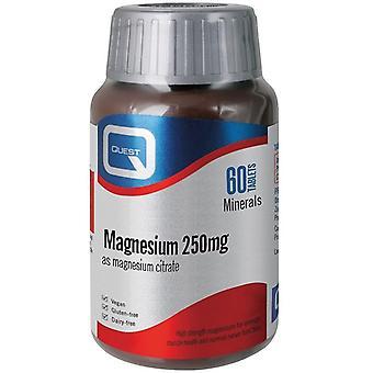 Quest Vitamins Magnesium Citrate Tablets 60 (601391)