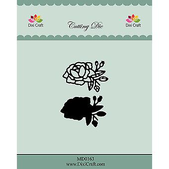 Dixi Craft Roses with Outline 2 Dies