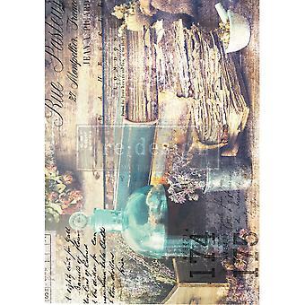 Re-Design with Prima Transfer Paper Precious Collection
