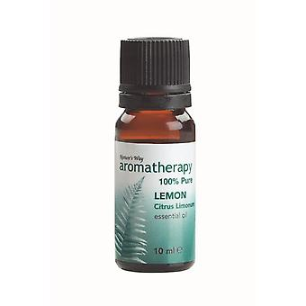 Natures way lemon - 10ml aromatherapy oil