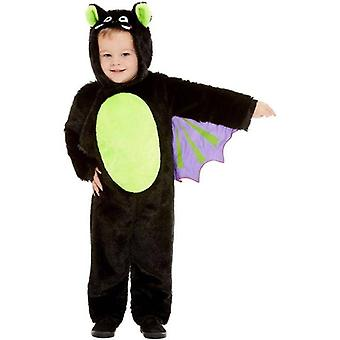 Toddler Bat Kostume Toddler Sort