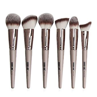 Makeup Brushes Professional With Natural Hair Foundation Eyeshadow Makeup