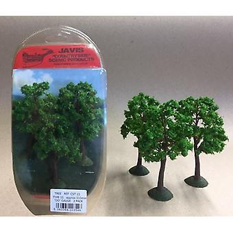 Countryside Trees Type 11 - 3 x 110mm OO Gauge
