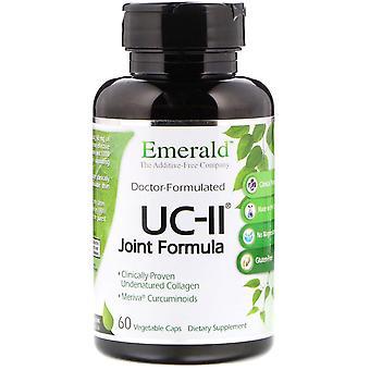 Emerald Laboratories, UC-II Joint Formula, 60 Vegetable Caps